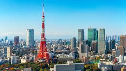 Find cheap flights from Cape Town to Tokyo Haneda
