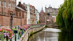 Find cheap flights to Ghent