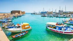 Heraklion hotels near Eleftherias Square