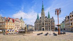 Find cheap flights from Cape Town to the Czech Republic