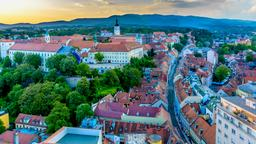 Find cheap flights from Port Elizabeth to Zagreb