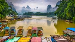 Guilin car hire