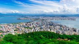 Find cheap flights from Cape Town to Florianopolis