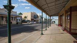 Charters Towers Hotels