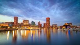 Find cheap flights from Johannesburg to Baltimore