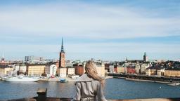 Find cheap flights from Johannesburg to Stockholm