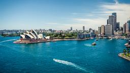 Sydney hotels near Sydney Opera House