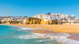 Find cheap flights to Albufeira