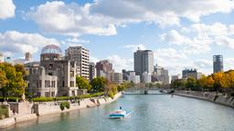 Hiroshima hotels near Cenotaph for the Atomic Bomb Victims