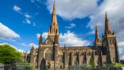 Melbourne hotels near St Patrick's Cathedral