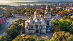 Find cheap flights to Varna