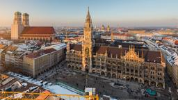 Find cheap flights from Johannesburg to Munich
