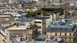 Paris hotels near Tour Montparnasse