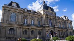 Amiens hotels near Museum of Picardy