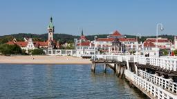 Sopot hotels in Dolny Sopot