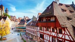 Find cheap flights to Nuremberg