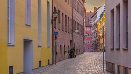 Find cheap flights from Cape Town to Nuremberg