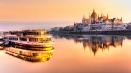 Find cheap flights from Johannesburg to Budapest