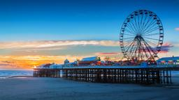 Blackpool hotels near Central Pier