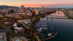 Find cheap flights from Cape Town to Portland